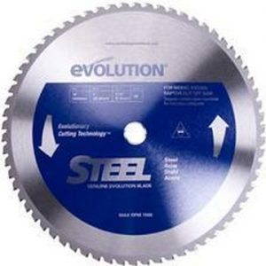 Evolution 12BLADEST 12 X 60T X 1 For Cutting Steel