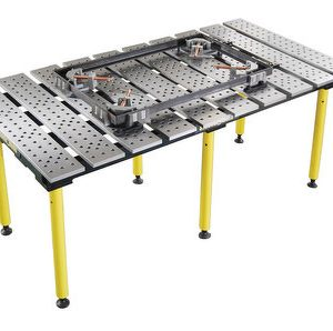 StrongHand Tools TMA57846 BuildPro Welding Table