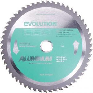 Evolution 12BLADEAL 12 X 80T X 1 For Cutting Aluminum