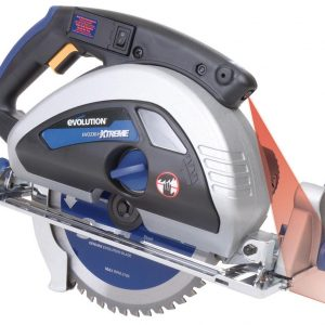 "Evolution 230HDX 9"" Steel Cutting Circular Saw w/230BLADEST"
