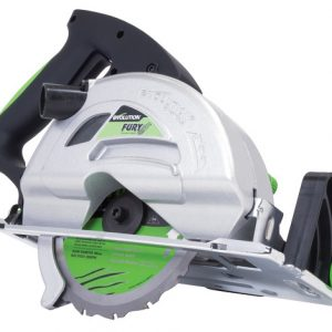 "Evolution Fury 7-1/4"" TCT Multipurpose Circular Saw"
