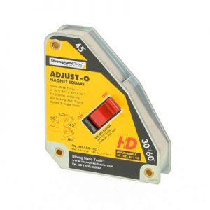 Strong Hand Tools MSA53-HD Adjust-O Magnet 127-140 lb pull
