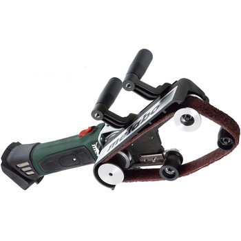 Metabo 600192850 RB18 LTX 60 BARE 18V Tube Belt Sander
