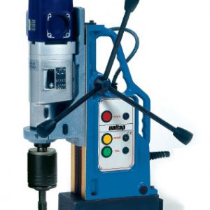 Unibor E100-4 Magnetic Drill w/Reversible Motor for Tapping